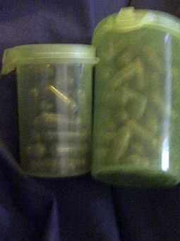 100 Capsules Apple Leaf