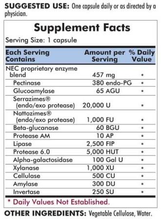 biofilm enzymes