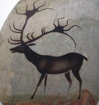 Deer Cave Art